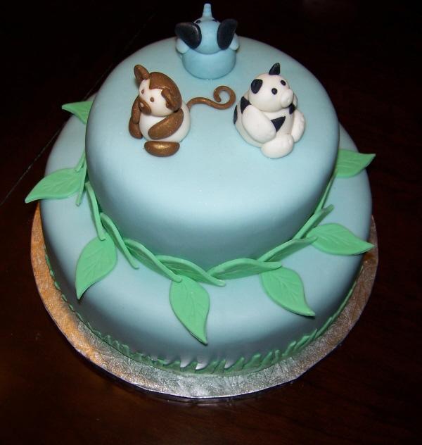 Jungle Cake 07
