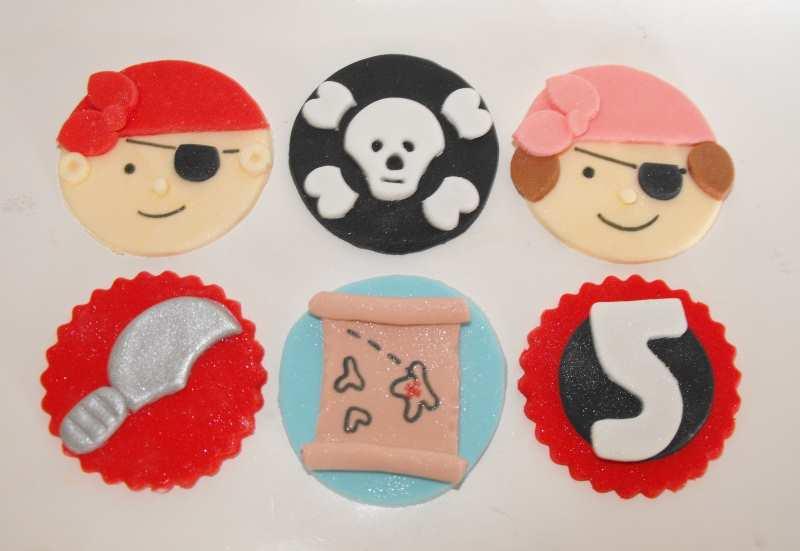 PirateCupcakeToppers
