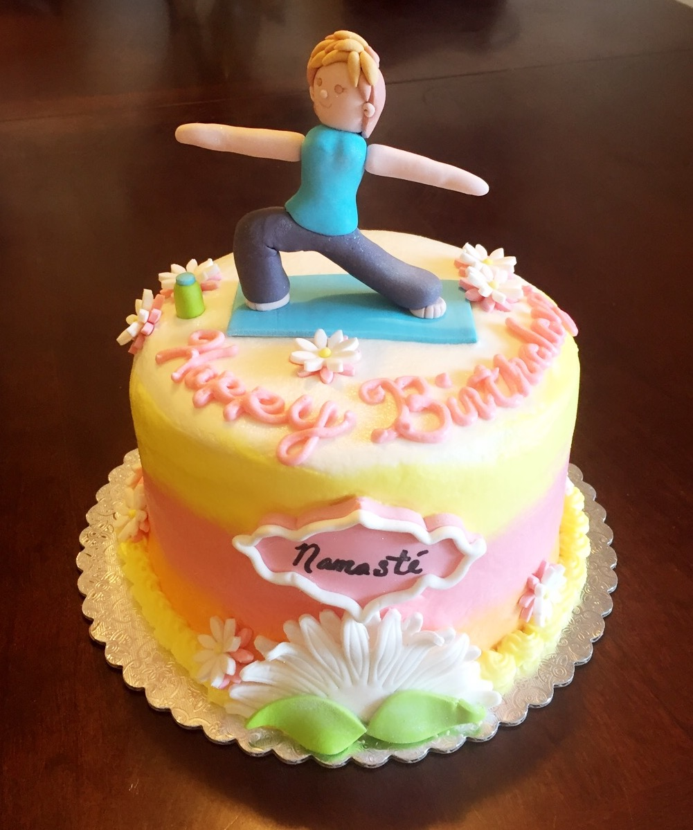 Yoga_cake